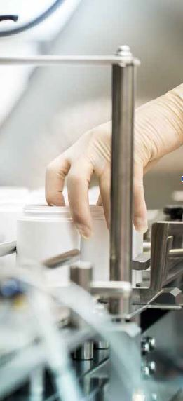 Verpackung Goerlich Pharma Dosen