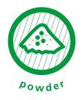 Food supplement manufacturer powder